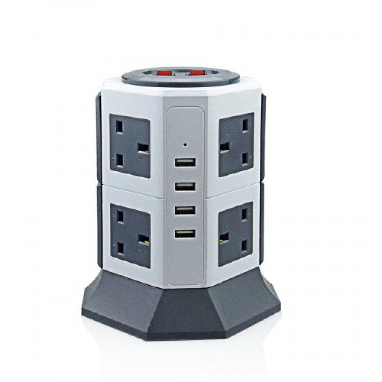 Ultrapower USB & AC Power Tower | 386443