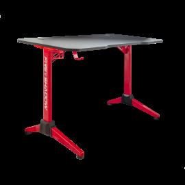 WHITESHARK Fire Shadow RGB Gaming Desk   410042