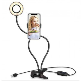 YOU STAR Content Creator Phone Holder with LED Light | 416571