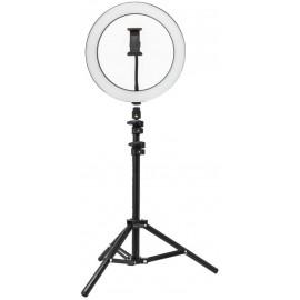 YOU STAR 26cm LED Ring Light & 1.1m tripod | 416573
