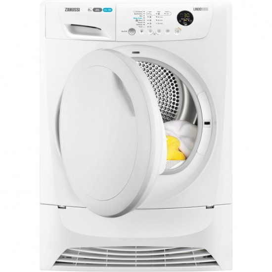 Zanussi 7KG Condenser Tumble Dryer | ZDP7207PZ