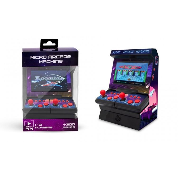 Aquarius 2 player Arcade Game- 300 games | 021299
