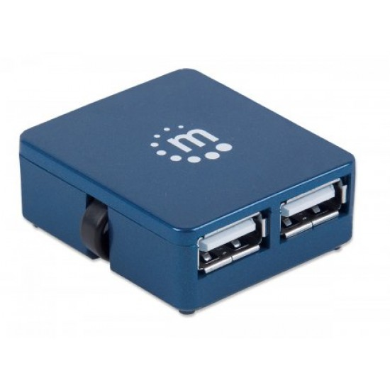 Manhattan 160605 Hi-Speed USB Micro Hub