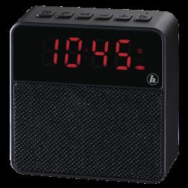Hama Pocket Clock Mobile Bluetooth® Speaker Black   00173167