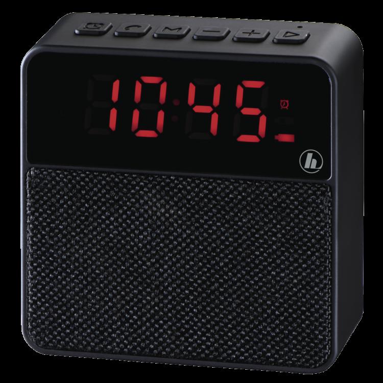 Hama Pocket Clock Mobile Bluetooth® Speaker Black | 00173167