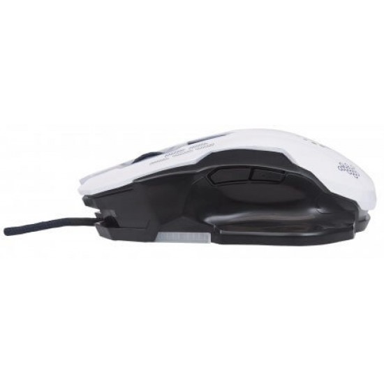Manhattan Wired Optical Gaming Mouse - 179232