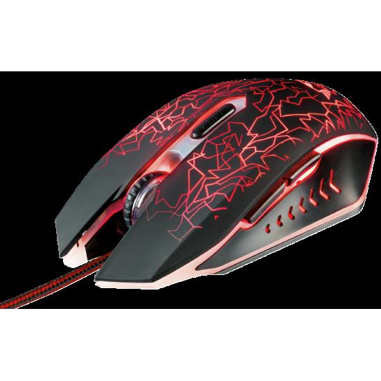 Trust 21683 GXT 105 Izza Illuminated Gaming Mouse