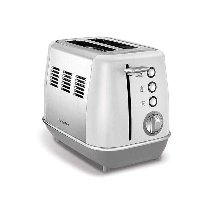 Morphy Richards Evoke White 2 Slice Toaster | 224409
