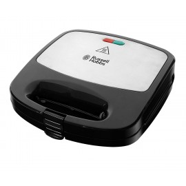 RUSSELL HOBBS 24540 3-in-1 Sandwich, Panini and Waffle Maker