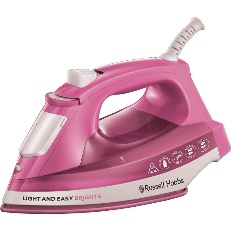 Russell Hobbs Light and Easy Brights Rose Iron | 25760-56