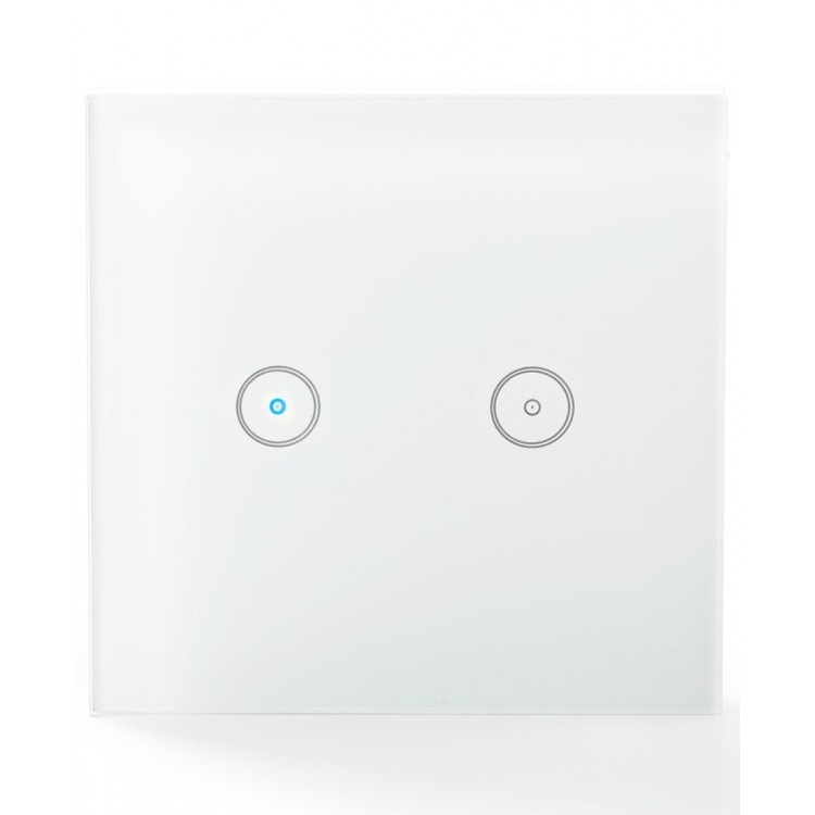 Nedis WiFi Smart Light Switch Dual | 271788