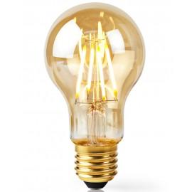 Nedis Wi-Fi Smart LED Filament Bulb E27 A60 5W 500 lm | 306183