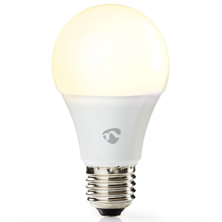 Nedis WiFi Smart LED Bulb Warm White E27 | 307104