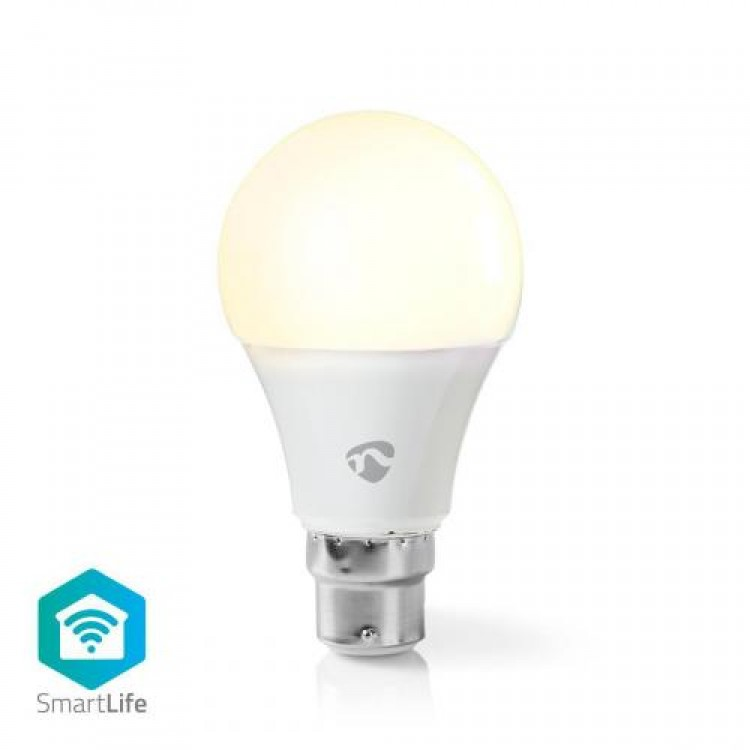 Nedis Wi-Fi Smart LED Bulb Warm White B22 | 311477