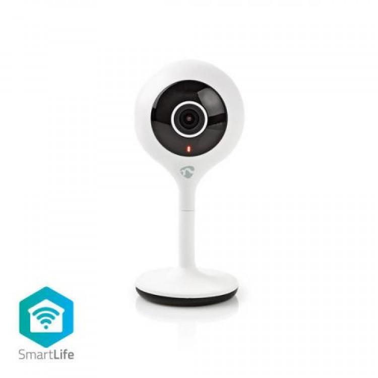 Nedis WiFi Smart IP Camera HD 720p   313839