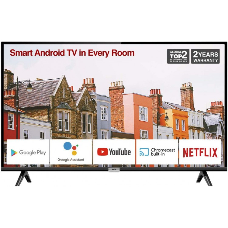 """TCL HD HDR Android Smart TV 32"""" 