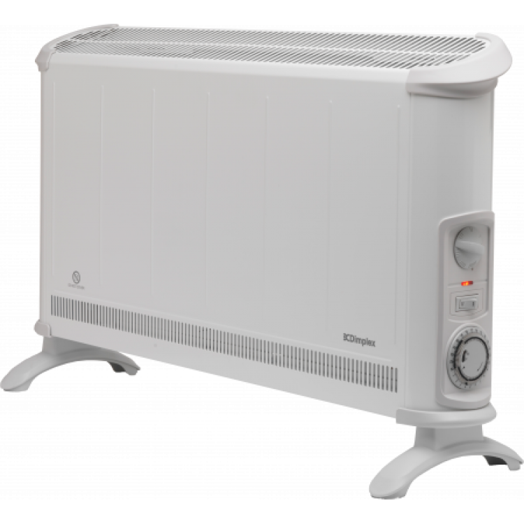 Dimplex 40 Series 3KW Convector heater with Timer | 403TSTI