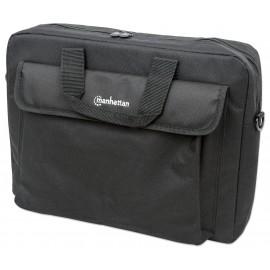 Manhattan London Notebook Computer Briefcase Black | 438889