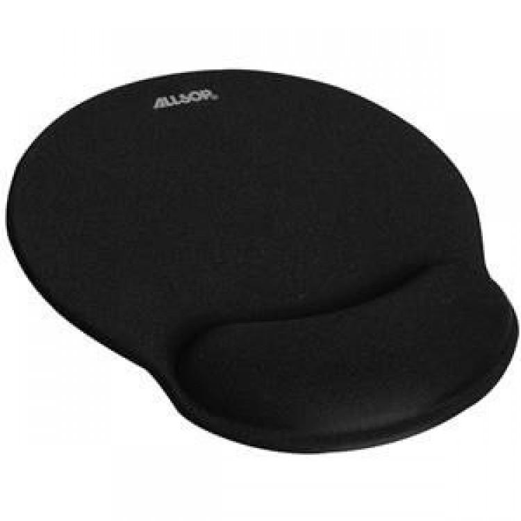 Allsop Comfort foam Mouse Pad Wrist Rest Black | 59432