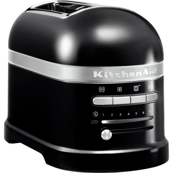 KITCHENAID Artisan 2 slot Toaster Onyx Black   5KMT2204BOB