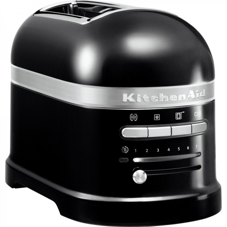 KITCHENAID Artisan 2 slot Toaster Onyx Black | 5KMT2204BOB