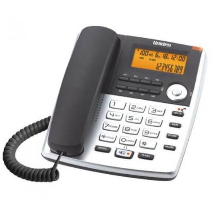 Uniden Corded Desk Speaker Phone With Caller Id 7401