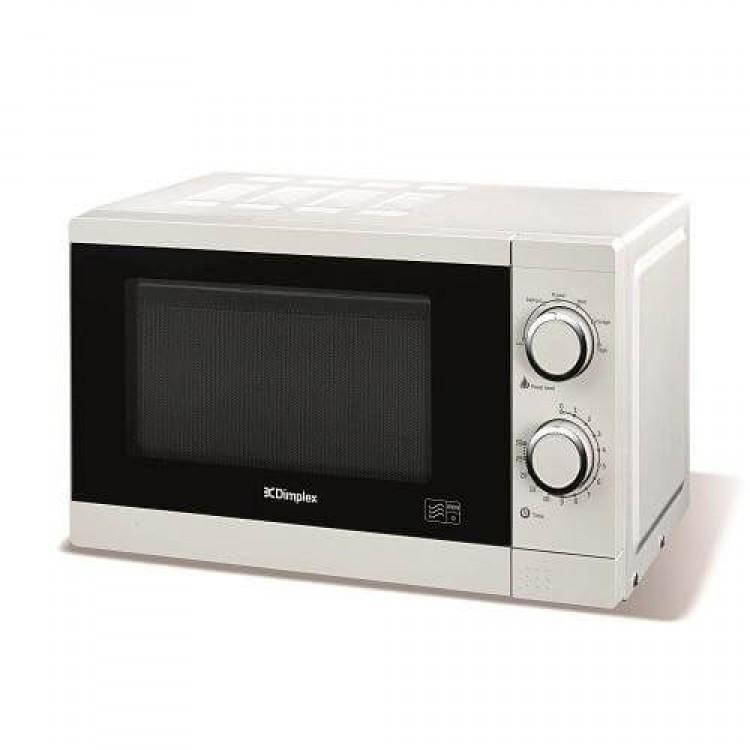 Dimplex 800W Manual Microwave White | 980531