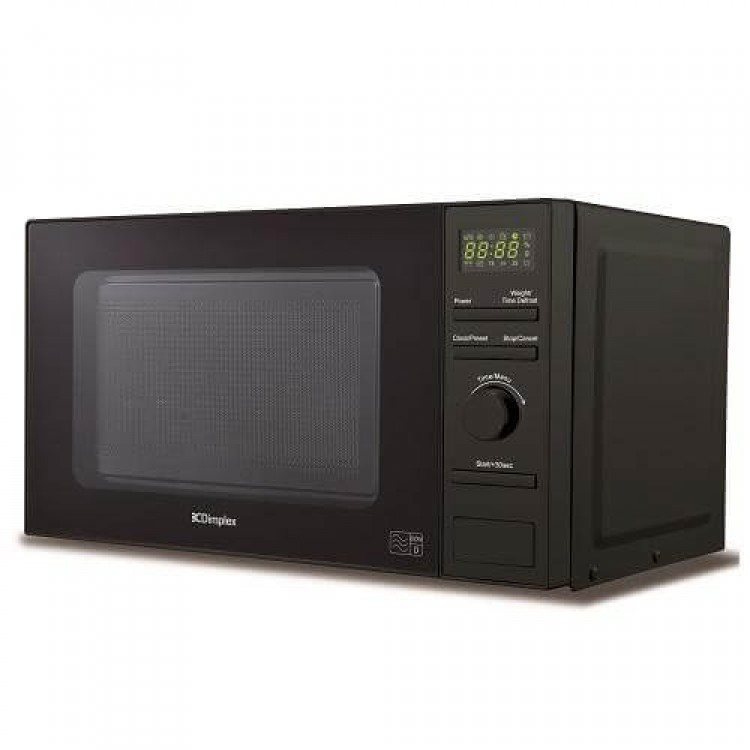 Dimplex 800W Digital Microwave Black | 980536