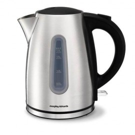 MORPHY RICHARDS Essential Stainless Steel 1.5L Kettle | 377547