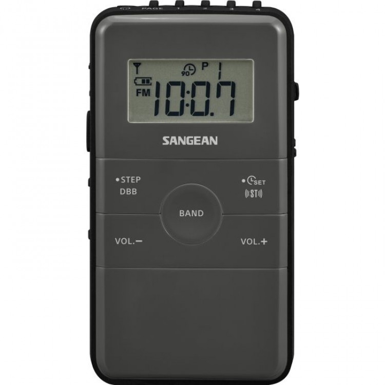 Sangean Pocket 140 FM / AM Pocket Receiver | A500439