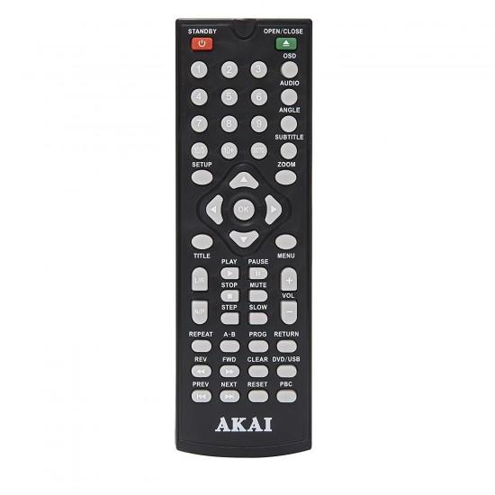 Akai Compact DVD Playert | A51002