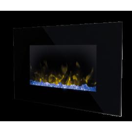 Dimplex Artesia Wall Mounted Fire Black | ART20