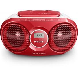 Philips CD Soundmachine Red   AZ215R-05