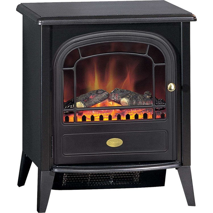 Dimplex Club Optiflame Electric Stove Black | CLB20N