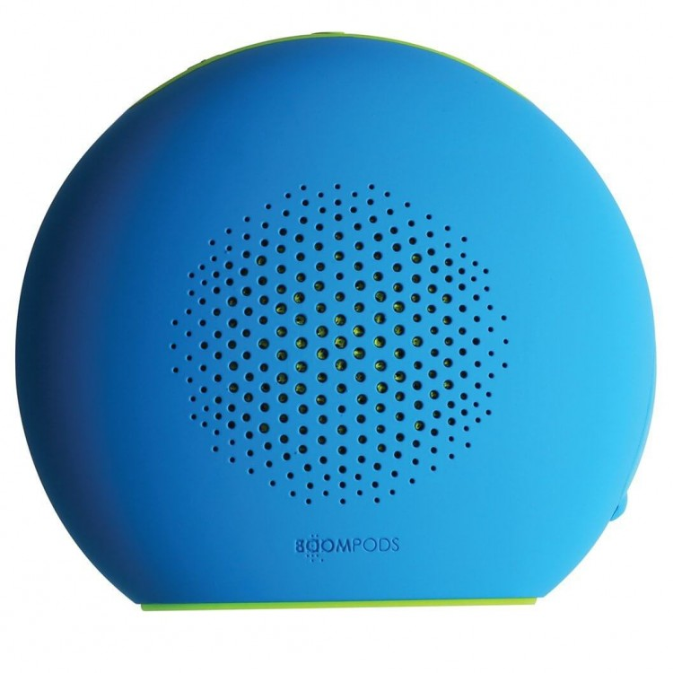 Boompods Doubleblaster 2 Wireless Speaker Blue-Green | DB2BLU