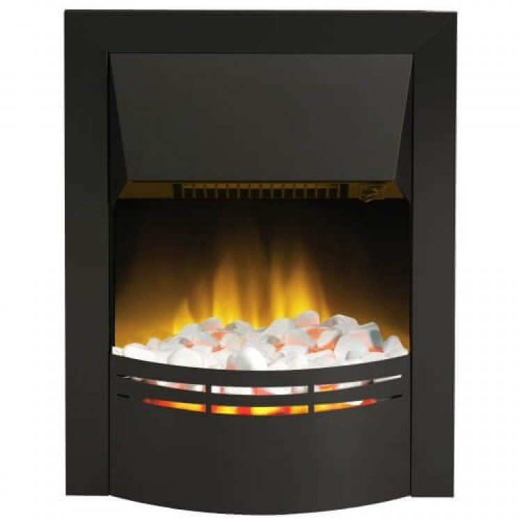 DIMPLEX Dakota Contemporary Inset 2KW Black Electric Fire DKT20BL