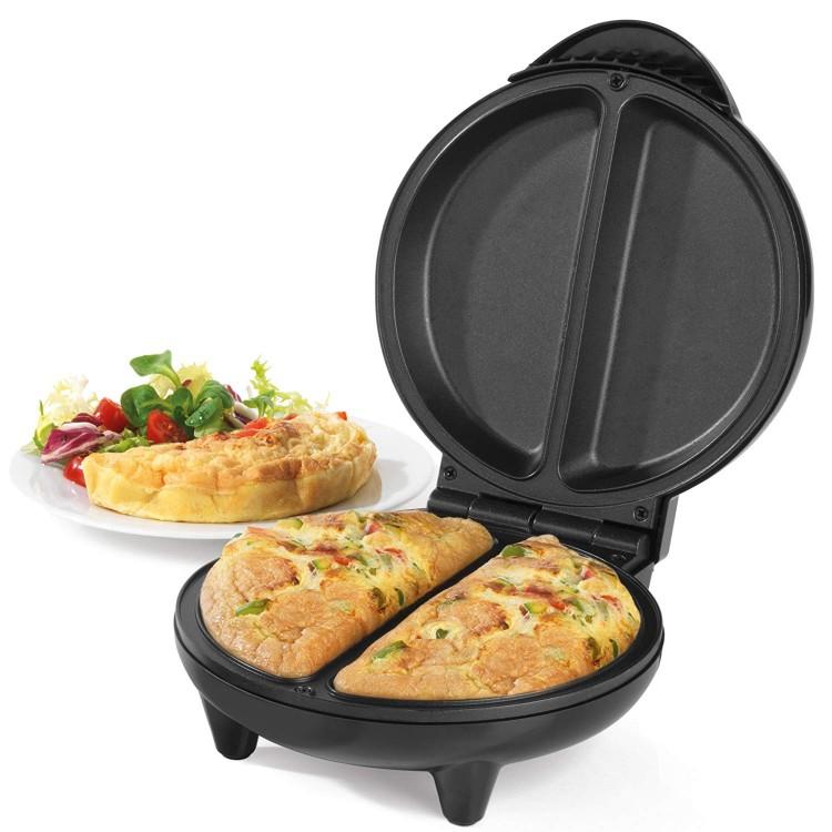 Salter EK2716 Non-Stick Dual Omelette Maker