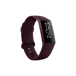Fitbit Charge 4 Advanced Fitness Tracker Rosewood   FB417BYBY