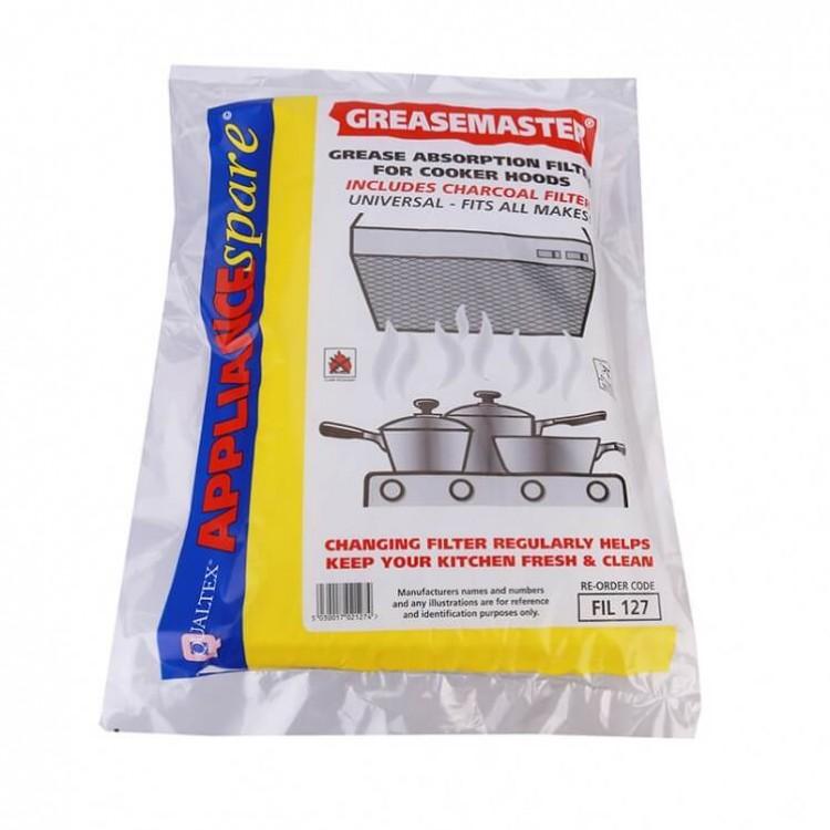 Qualtex Filter Range Hood Greast & Odour Set 50CMx120CM | FIL127