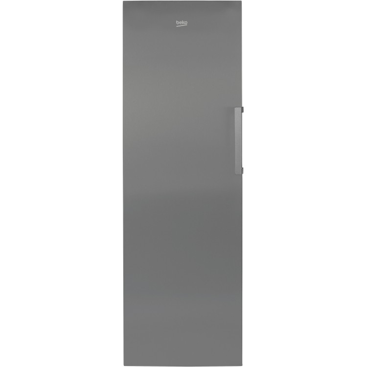 Beko FRFP1685X Freestanding Tall Frost Free Freezer | Stainless Steel