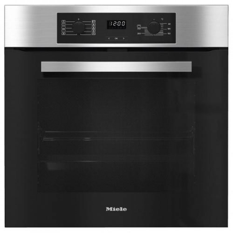 Miele Active Single Oven with Pyrolytic Cleaning | H2267BP