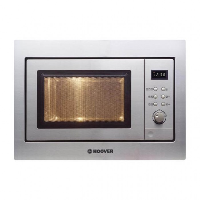 Hoover Hmg201x Integrated Microwave Stainless Steel Built In