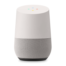 Google Home Connected Home Assistant Smart Speaker White   E71003801