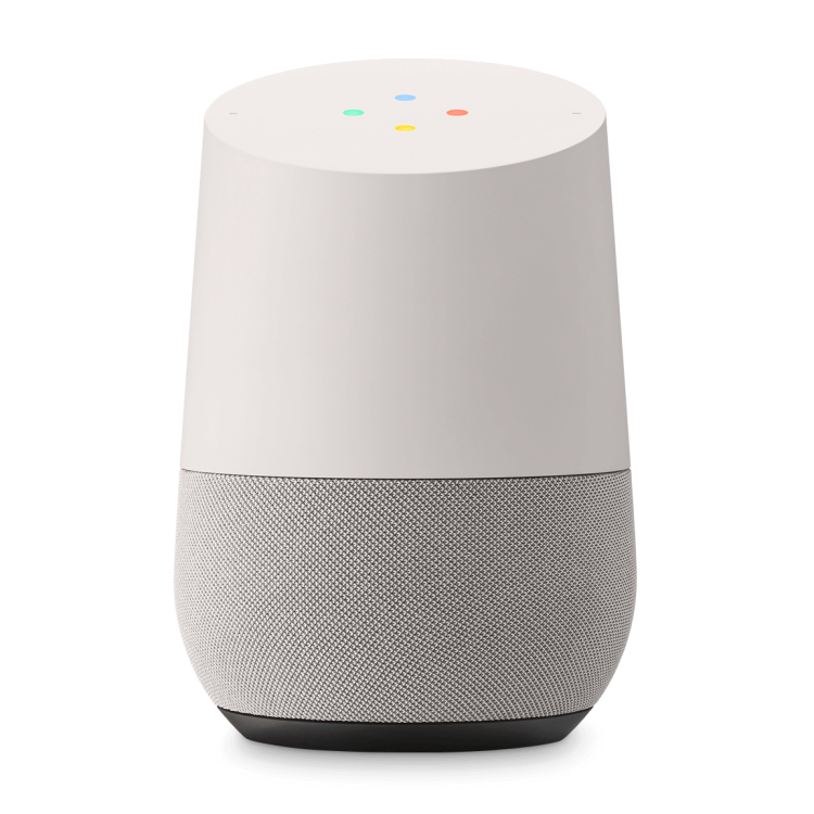Google Home Connected Home Assistant Smart Speaker White | E71003801