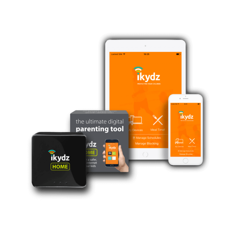 iKydz Home Parental Control Router