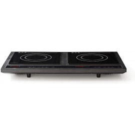 Nedis Double Induction Cooker 3400W | KAIP112CBK2
