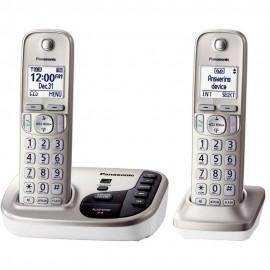 PANASONIC Twin Digital Cordless Phone | KX-TGD222