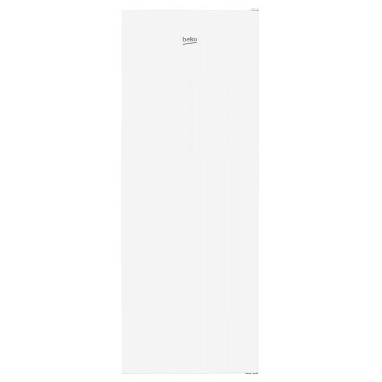 Beko Freestanding Tall Larder Auto Defrost Fridge White | LSG1545W
