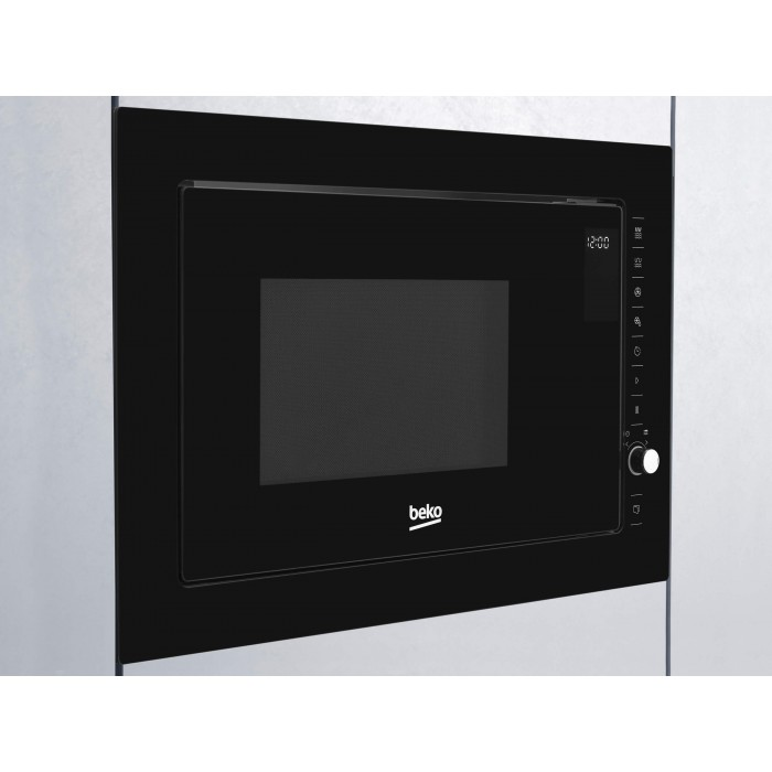 Small Microwave Convection Oven Combo: BEKO MCB25433BG Full Combination Microwave Convection Oven
