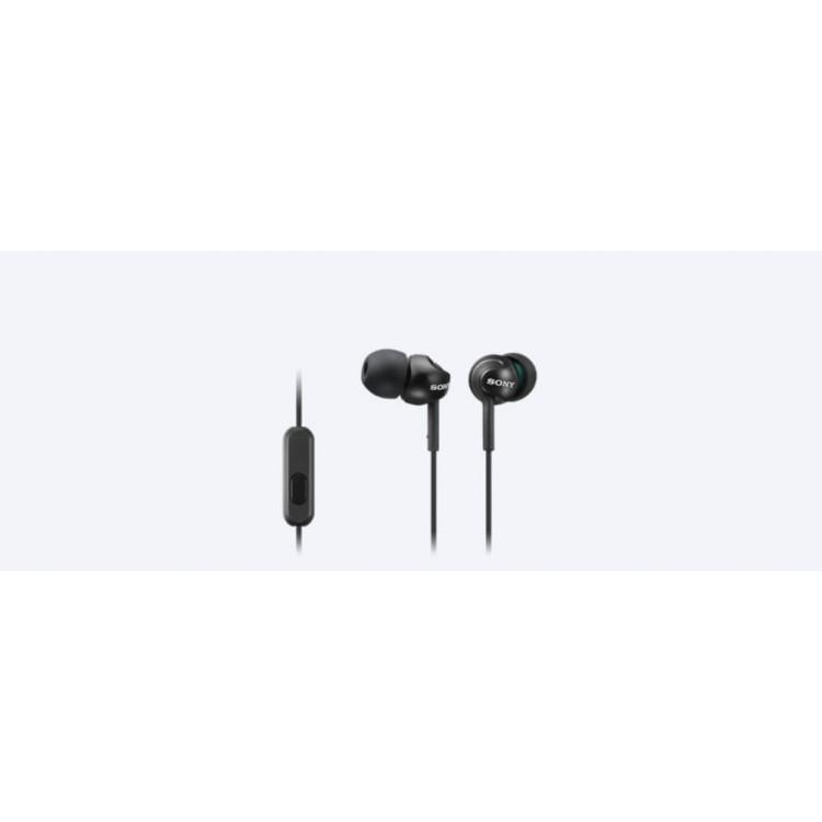 SONY MDREX110LPB In-ear Headphones - Black